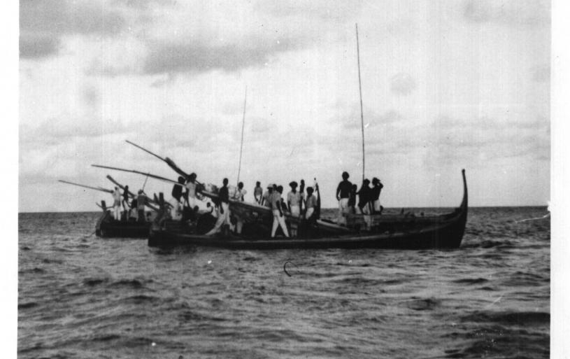 Minikoi Islands 1941