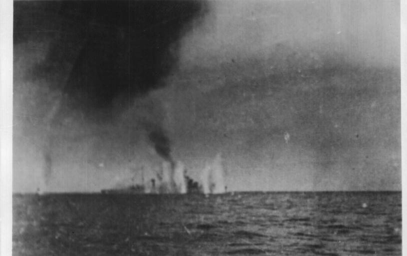 HMAS SYDNEY V BARTELOMEO COLLEONI, 1940