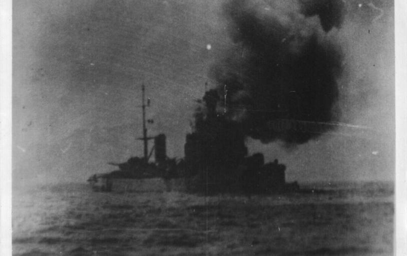 HMAS SYDNEY V BARTELOMEO COLLEONS 1940