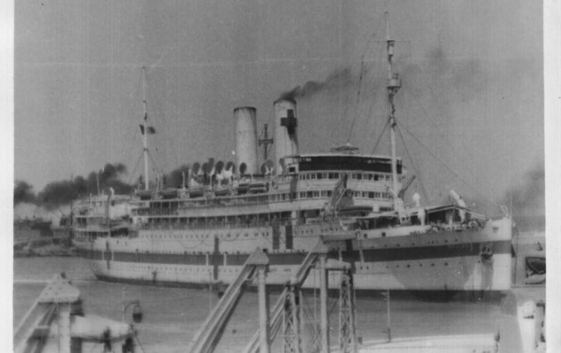 French Hospital Ship SPHINX