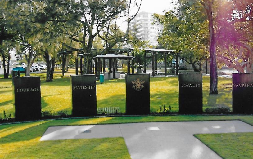Maroochydore Memorial